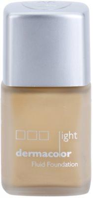Kryolan Dermacolor Light fluidní make-up SPF 12