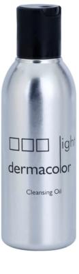 Kryolan Dermacolor Light olejek do demakijażu do twarzy i okolic oczu