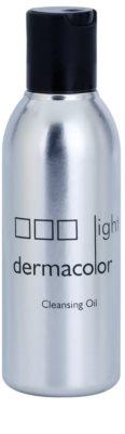 Kryolan Dermacolor Light олио за премахване на грим за лице и очи