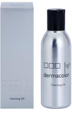 Kryolan Dermacolor Light олио за премахване на грим за лице и очи 1