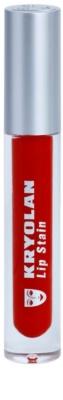 Kryolan Basic Lips flüssiger Lippenstift für einen langanhaltenden Effekt