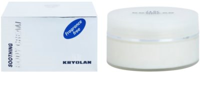 Kryolan Private Care Body успокояващ крем за тяло без парфюм 2
