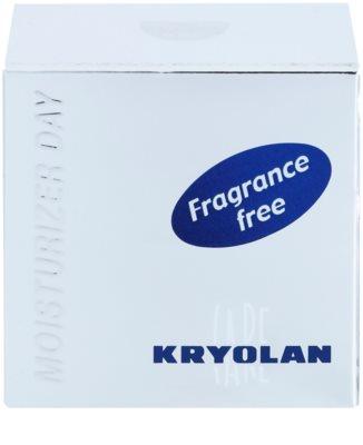Kryolan Private Care Face Tagescreme für intensive Feuchtigkeitspflege der Haut 3