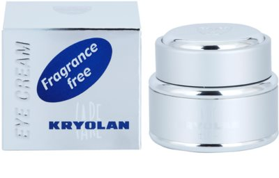 Kryolan Private Care Face крем против бръчки за околоочния контур 2