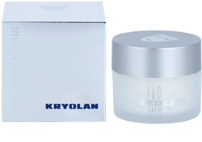 Kryolan Private Care Face crema restauradora con colágeno 1