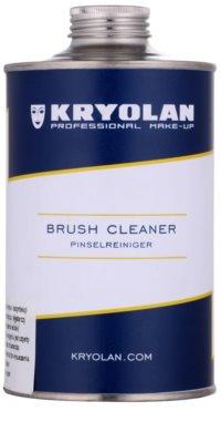 Kryolan Basic Removal antibakterijsko čistilo za čopiče velik paket