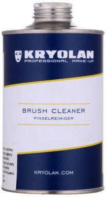 Kryolan Basic Removal perie de curățare antibacteriana big pack