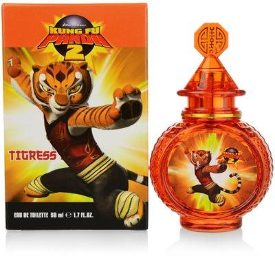 Kung Fu Panda 2 Tigress eau de toilette para niños