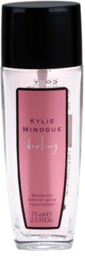 Kylie Minogue Darling desodorante con pulverizador para mujer