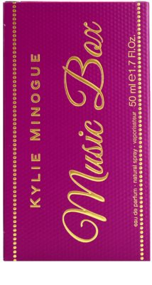 Kylie Minogue Music Box eau de parfum nőknek 4