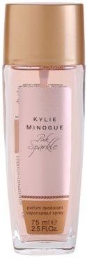 Kylie Minogue Pink Sparkle Deo mit Zerstäuber für Damen