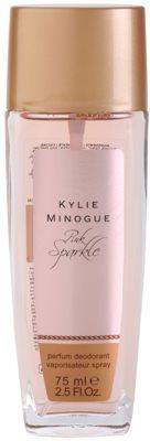 Kylie Minogue Pink Sparkle spray dezodor nőknek