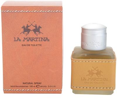 La Martina Hombre eau de toilette férfiaknak