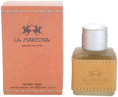 La Martina Hombre Eau de Toilette für Herren