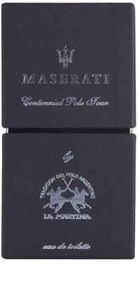 La Martina Maserati Centennial Polo Tour Eau de Toilette für Herren 4