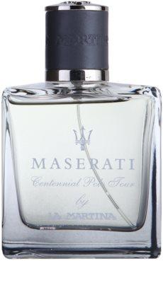 La Martina Maserati Centennial Polo Tour Eau de Toilette für Herren 2