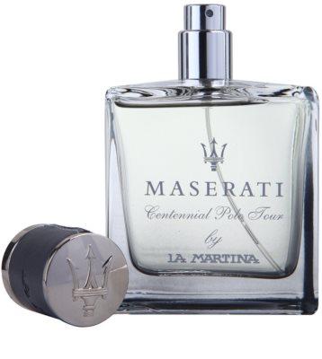 La Martina Maserati Centennial Polo Tour Eau de Toilette für Herren 3