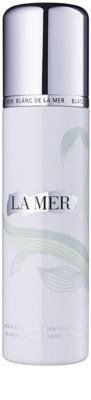 La Mer Blanc rozjasňující pleťová voda proti tmavým skvrnám