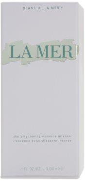 La Mer Blanc aufhellendes Serum gegen Hautalterung 3