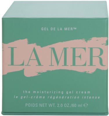 La Mer Moisturizers géles krém hidratáló hatással 5