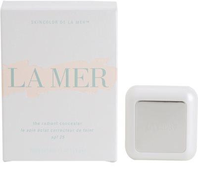 La Mer Skincolor kremasti korektor s čopičem 4