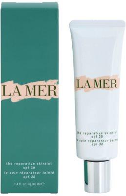 La Mer Skincolor regenerierende Tönungscreme SPF 30 1