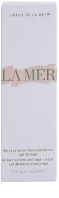 La Mer Sun opalovací krém na obličej SPF 30 4