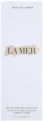 La Mer Sun Selbstbräuner-Milch für Körper und Gesicht 2