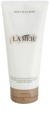 La Mer Sun önbarnító tej testre és arcra