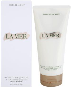 La Mer Sun Selbstbräuner-Milch für Körper und Gesicht 1