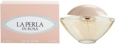 La Perla In Rosa Eau de Toilette para mulheres