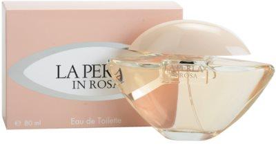 La Perla In Rosa toaletná voda pre ženy 1