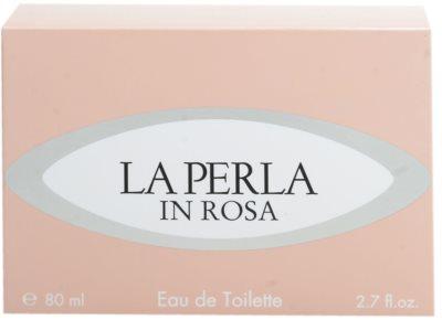 La Perla In Rosa Eau de Toilette pentru femei 4
