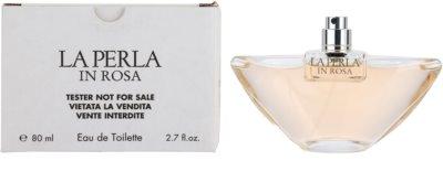 La Perla In Rosa toaletní voda tester pro ženy 1