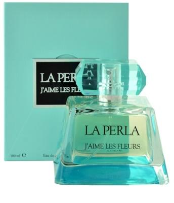 La Perla  J´Aime Les Fleurs Eau de Toilette für Damen