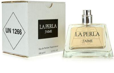 La Perla J´Aime parfémovaná voda tester pro ženy 2