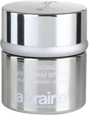 La Prairie Anti-Aging krema proti gubam SPF 30