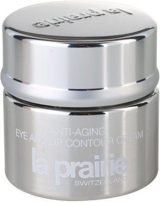 La Prairie Anti-Aging crema pentru reintinerire pentru conturul ochilor si buzelor