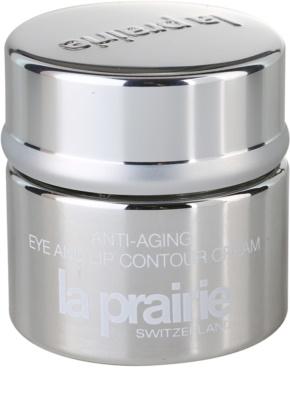 La Prairie Anti-Aging pomlajevalna krema za konturo oči in ustnic
