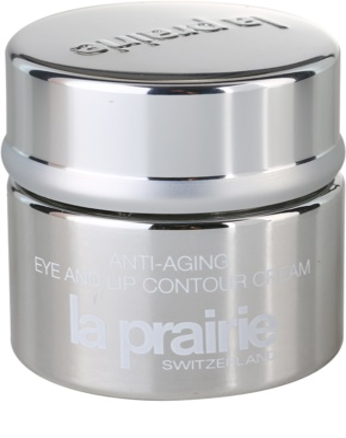 La Prairie Anti-Aging подмладяващ крем за контура около очите и устните