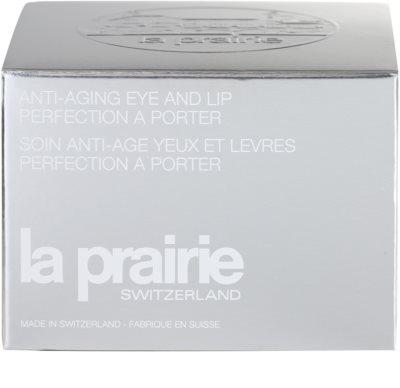 La Prairie Anti-Aging nega za predel okoli oči in ustnic za polnjenje gub 5