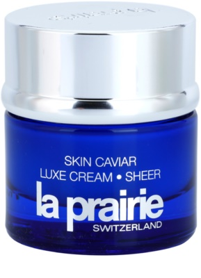 La Prairie Skin Caviar Collection lifting krema s kaviarjem