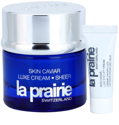 La Prairie Skin Caviar Collection lifting krema s kaviarjem 1