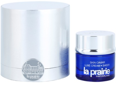 La Prairie Skin Caviar Collection lifting krema s kaviarjem 2