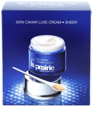 La Prairie Skin Caviar Collection lifting krema s kaviarjem 3