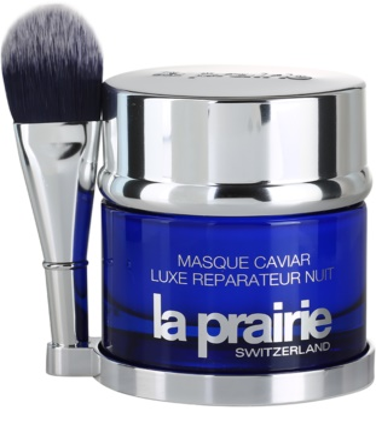 La Prairie Skin Caviar Collection maska za spanje proti gubam