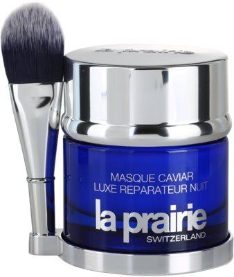 La Prairie Skin Caviar Collection нощна маска против бръчки