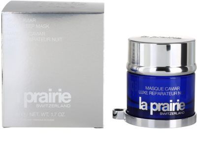 La Prairie Skin Caviar Collection Masca de noapte antirid 2
