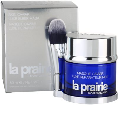 La Prairie Skin Caviar Collection Masca de noapte antirid 3
