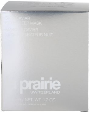 La Prairie Skin Caviar Collection Masca de noapte antirid 4